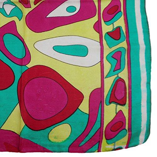 Écharpe Foulards Pouces Pure Foulard Soie Hijab 70