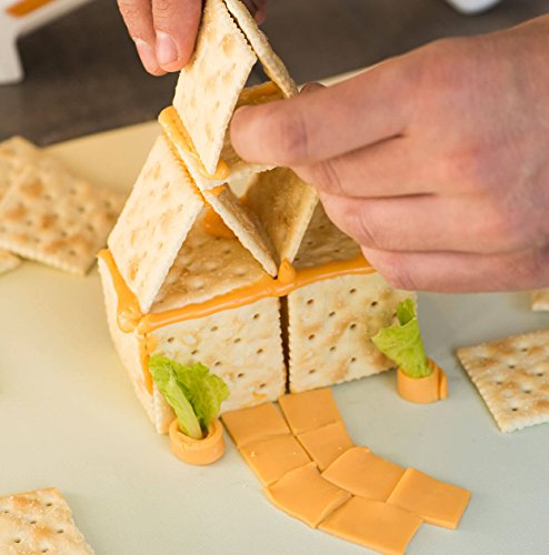 "THE FONDOODLER ""Hot Glue Gun"" - But For Cheese"