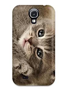 Excellent Design Cute Kitten Case Cover For Galaxy S4