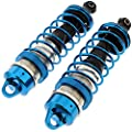 Losi 1/5 5ive-T FRONT ALUMINUM SHOCKS, SPRINGS, 30WT FLUID & BOOTS