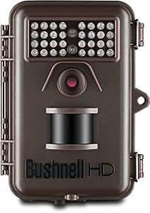Bushnell 12MP Trophy Cam HD Essential Low Glow Trail Camera, Brown