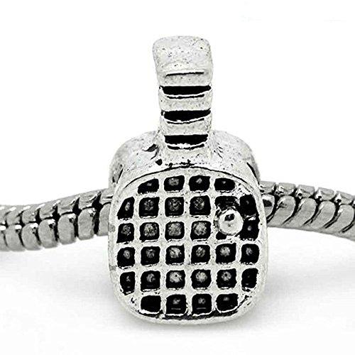 Sexy paillettes Femme Mont badon Raquette de chaîne serpent pour bracelets de charme