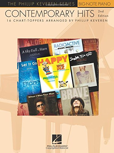 Contemporary Hits Big-Note Piano Phillip Keveren Series - Only Hope Music Sheets
