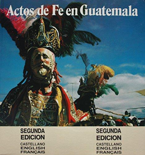 Descargar Libro Actos De Fe En Guatemala Sara Facio