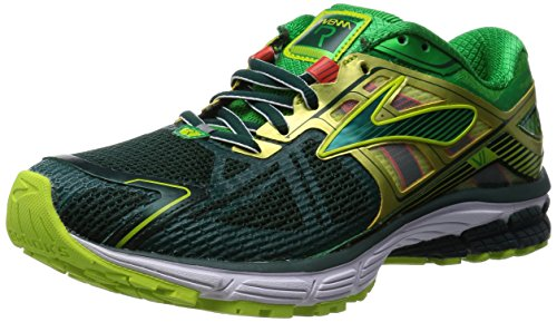 Men's Brooks 'Ravenna 6' Running Shoe, Size 15 D - Green
