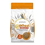sWheat Scoop Premium+ All-Natural Cat Litter, 25 lbs.