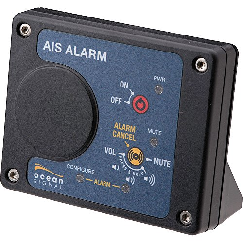 The AIS Alarm Box interfaces to AIS Receiver NMEA01843HS Output to Sound Alarms from Selected MMSI Numbers Groups Numbers ()