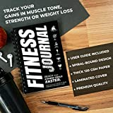 Clever Fox Fitness & Workout Journal/Planner Daily