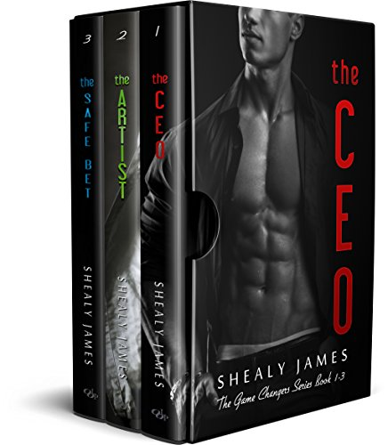 The Game Changers Series: Books 1-3 by [James, Shealy, Publishing, Limitless]
