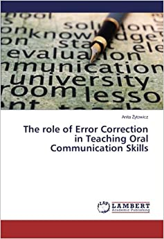 The role of Error Correction in Teaching Oral Communication Skills