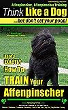 Affenpinscher, Affenpinscher Training | Think Like a Dog ~ But Don't Eat Your Poop! | Breed Expert Affenpinscher Training |: Here's EXACTLY How to TRAIN Your Affenpinscher