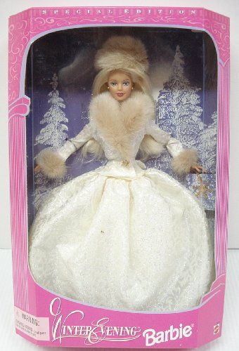 Winter Evening Barbie Special Limited (Barbie Rockstar Costume)