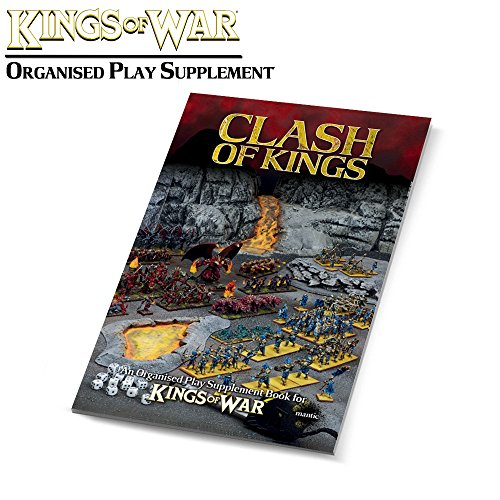 Clash of Kings Organized Play Supplement (Kings of, used for sale  Delivered anywhere in USA
