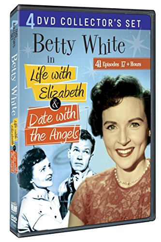 Betty White 4-Disc Collector's Set (41 Episodes)