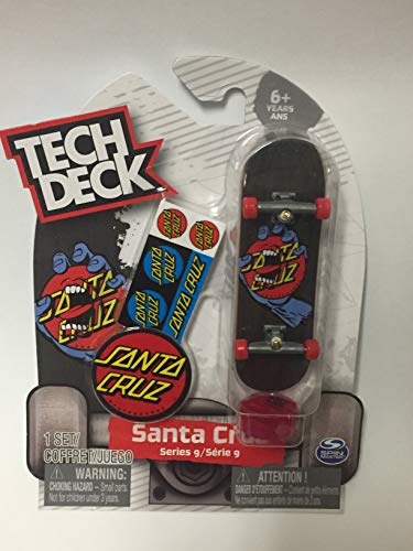 Tech Deck Series 9 Santa Cruz Skateboard