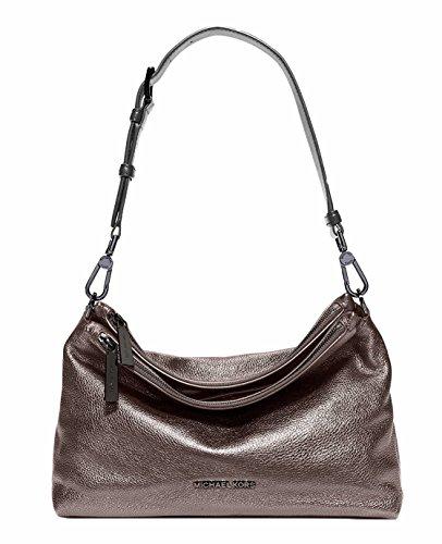 MICHAEL Michael Kors Womens Jane Medium Shoulder Bag Cinder