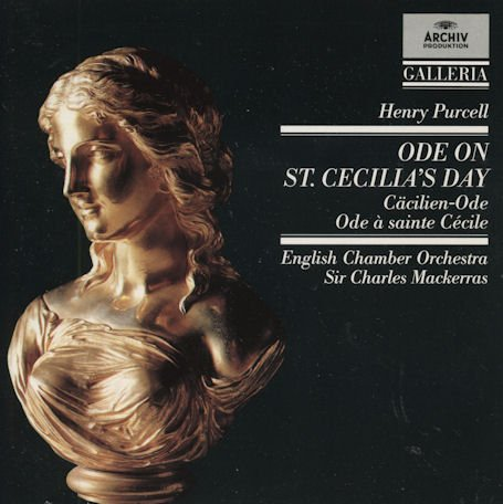 Purcell: Ode on St.Cecilia's - St Galleria