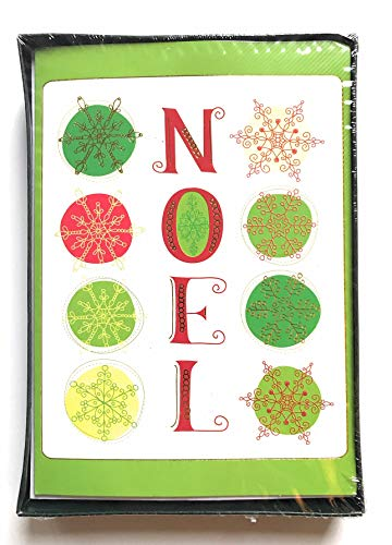 Christmas Cards - Various Holiday Cards With Beautiful Themes and Verses - GREAT VALUE! ()