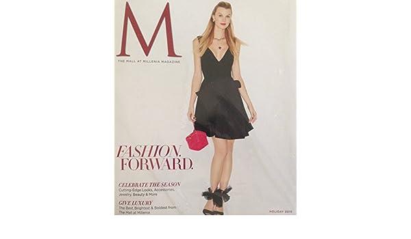 Amazon.com : Mall at Millenia Magazine - Holiday 2015 Issue - Orlando, Florida : Everything Else