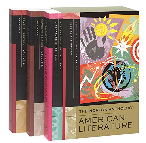 norton anthology of american literature pdf