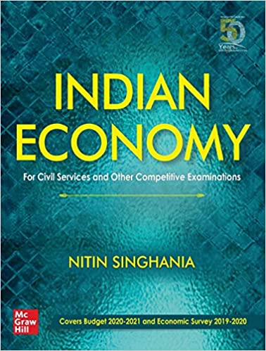 Indian Economy For Civil Services and Other Competitive Examinations by Nitin Singhania, Indian Economy For Civil Services and Other Competitive Examinations by Nitin Singhania book Free PDF,
