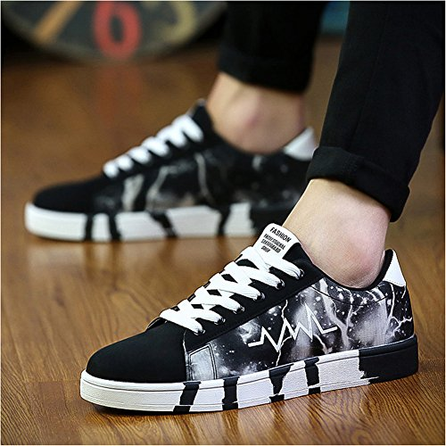 Zapatillas Low Skate De Low Fashion Para Hombre De Show De Líder