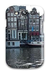 Tough Galaxy LPjLQZF2202zAKju Case Cover/ Case For Galaxy S3(amsterdam City )