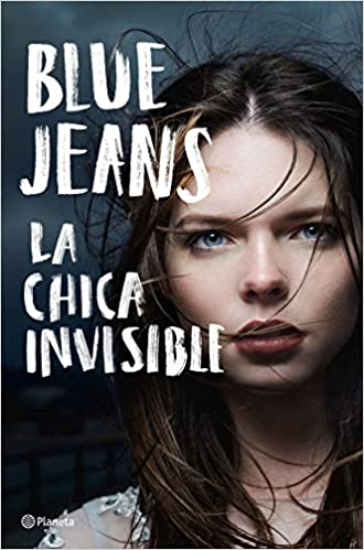 La chica invisible, Blue Jeans (La chicas invisible, 1) 511aXv4NoJL._SX328_BO1,204,203,200_