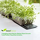 MET Certified Seedling Heat Mat, Seedfactor
