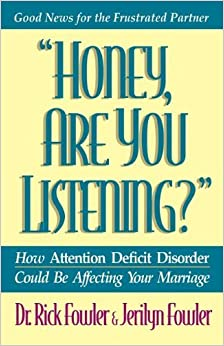 Book Honey, Are You Listening? (Minirth Meier New Life Clinic) by Rick Fowler (2003-11-02)