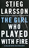 The Girl who Played with Fire - Book 2: 2015-06-08 (Millennium Series)