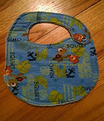 Finding Nemo - Bib or Burp Cloth