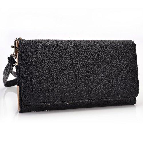 Kroo Clutch Wristlet Wallet for 5