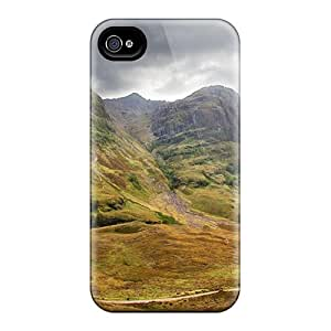 Randolphfashion2010 VYx6285QjaX Cases For Iphone 6 With Nice Glencoe Valley In The Scottish Highls Appearance