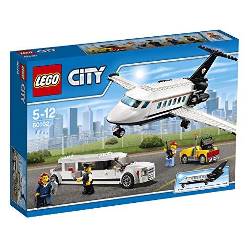 Lego City private limousine 60102