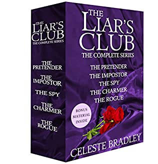 book cover of The Liar\'s Club:The Complete Series