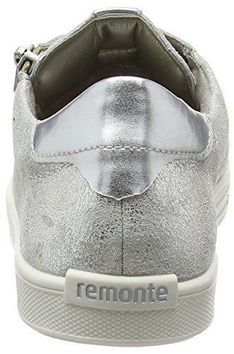 Remonte D0001 Damer Sneakers Sølv (sølv / Argento / 90) zlNLp