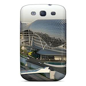 Hot Fashion FUcEPAx5415EplGb Design Case Cover For Galaxy S3 Protective Case (f1 In The Middle East)