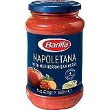 Molho Tomate Napoletana Barilla 400g