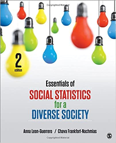 Amazon essentials of social statistics for a diverse society amazon essentials of social statistics for a diverse society 9781483359496 anna leon guerrero chava frankfort nachmias books fandeluxe Choice Image