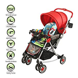 Best Two in One Baby Stroller with Rocking