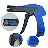 Automatic Tensioning Tools Guns Fasten Cutting Tool Plastic Nylon Cable Tie Gun