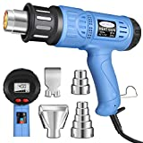 Best Hot Air Guns - Heat Gun, Mowis 1800W Heavy Duty Hot Air Review