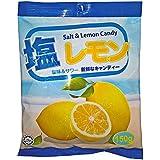 Salt and Lemon Candy
