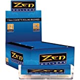 Zen Cigarette Rolling Machine Blue Pack Of 12 110Mm