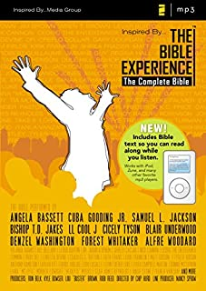 Inspired by the Bible Experience: The Complete Bible (0310941555) | Amazon Products