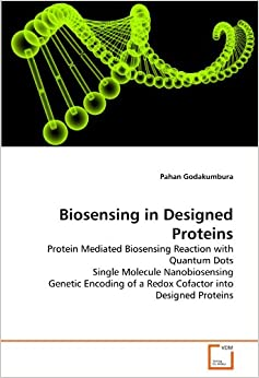 Biosensing in Designed Proteins: Protein Mediated Biosensing Reaction with Quantum Dots Single Molecule Nanobiosensing Genetic Encoding of a Redox Cofactor into Designed Proteins
