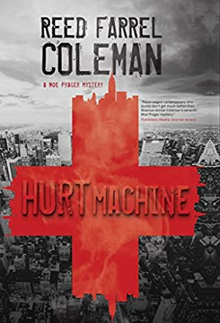 book cover of Hurt Machine