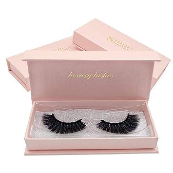 Amazon.com : False Eyelashes 3D Mink High-end Fake Eyelashes Natural Thick Eye Makeup Cosmetic Tool (66#(C)) : Beauty
