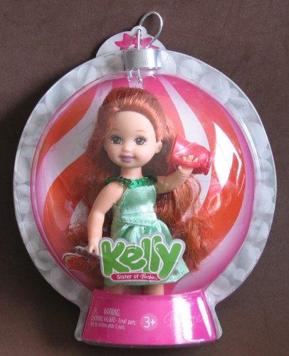Barbie KELLY Happy Holidays KELLY Doll w Ornament Box (2006) ()
